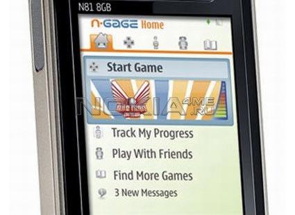 Nokia прощается с N-Gage