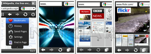 Opera Mobile 10 beta - Браузер для смартфонов Nokia. Бесплатно.