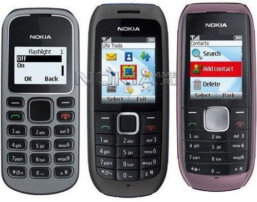 5 новых бюджетных телефонов от NOKIA