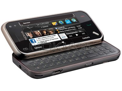 Ждите: Nokia N97 mini скоро салонах МТС