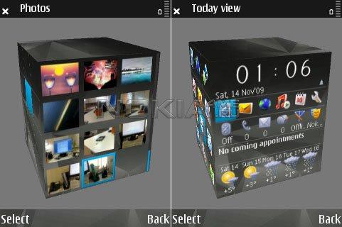 Handy Shell - Мультифункциональный рабочий стол для Symbian