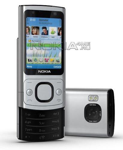 Nokia 6700 slide - Разноцветные камерофоны