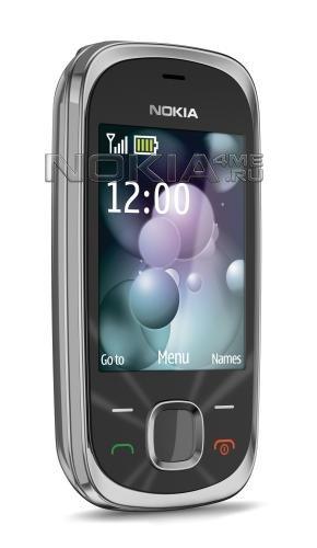 Nokia 7230 - Телефон любителей социальных сетей и текстового общения