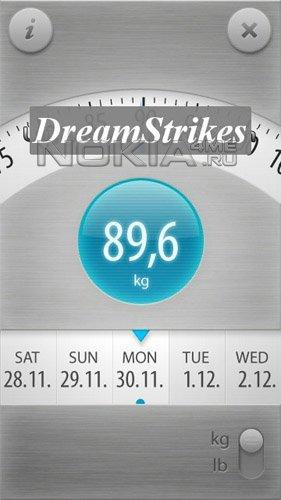 Weight Tracker Touch - Контролируй свой вес