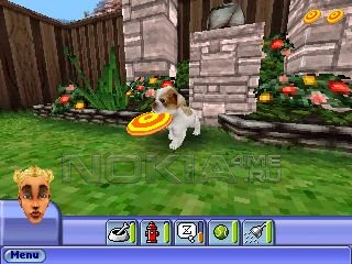 Sims 2 Pets - игра для Symbian 9x