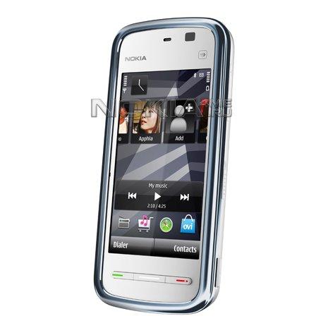 Nokia 5235 Comes With Music - Новый музыкальный смартфон!