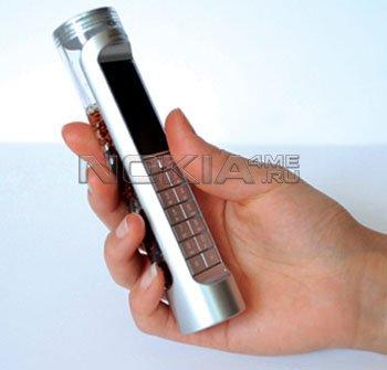 Самый экологичный телефон Nokia, работающий на сахаре