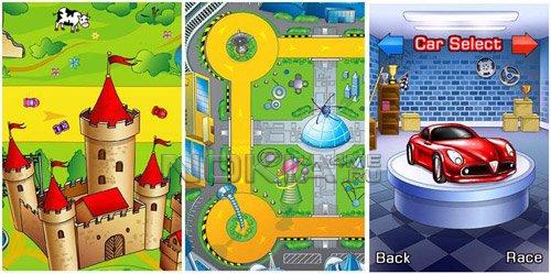 Micro Race - Гонки для Symbian 9.4
