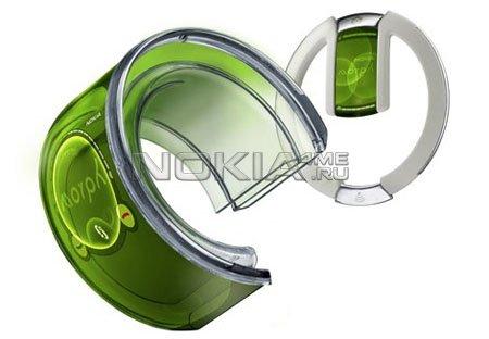 Nokia собирается выпускать телефоны с гибкими экранами