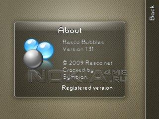 Resco Bubbles - Игра в SIS