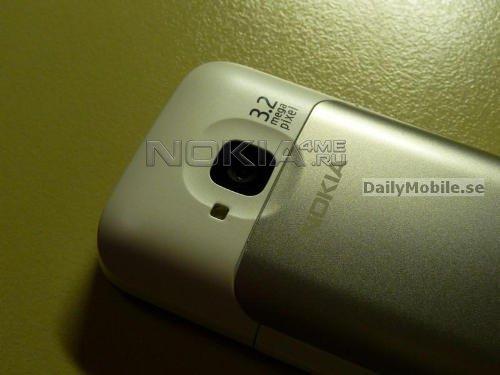 Смартфон Nokia C5: Первые фотографии