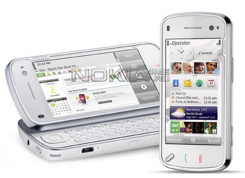 Nokia разочаровалась в своем смартфоне N97