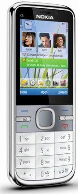 Анонсирован первый смартфон С-серии от Nokia - C5