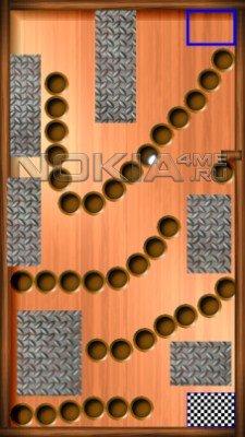 Marble Maze 2 - игра для Symbian 9.4