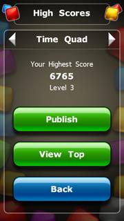 Spb Quads - игра для Symbian 9.4