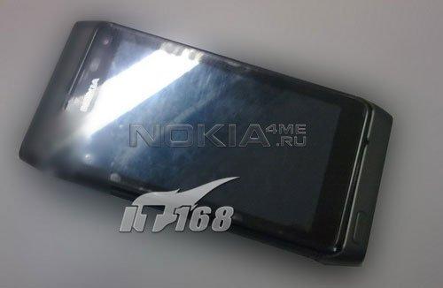 Первые живые фото Nokia N8-00 на платформе Symbian^3