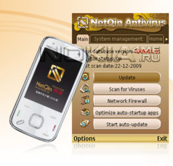 NetQin Mobile Anti-Virus Pro -Антивирус для Symbian