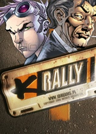 K-Rally v1.1 - Игра для Symbian 9