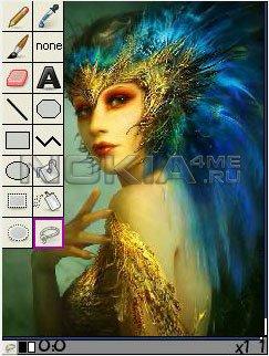 ImageDesigner v.1.40 rc1 - Редактор изображений для смартфонов S60
