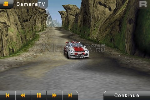 Rally Master Pro 3D - игра для Symbian 9.4
