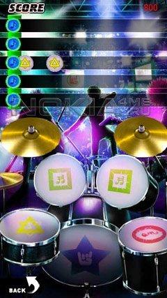 Drum Pro - игра для Symbian 9.4