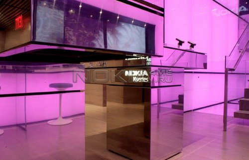 Nokia. Закрытие флагманского магазина в Нью-Йорке