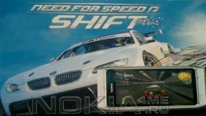 Nokia N8 + 3D-игры от EA Games=Реальность!