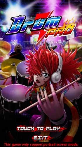 DrumPro v.1.0 - SIS музыкальный симулятор