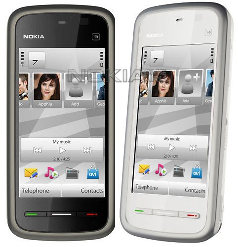 Ждите в июле: смартфон Nokia 5228 за EUR140