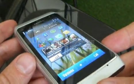 Ролик в стиле Stop Motion, снятый с помощью Nokia N8