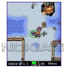 Tankermania - игра для Symbian S60v5.