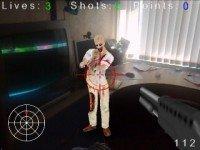 Zombie shootar - игра для Symbian S60v3