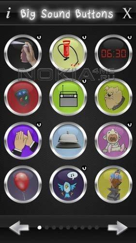 101 Sound Buttons v.100 S60v5 - FULL version