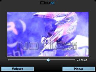 DivX Player - Бесплатный видео плеер для смартфонов Nokia