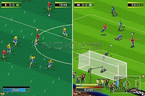 футбол игры мира