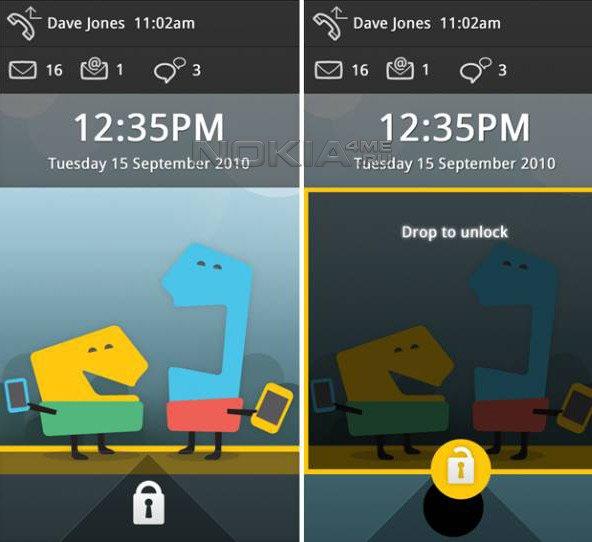 MeeGo: Официальные скриншоты