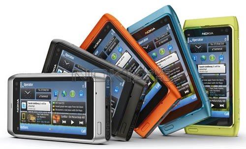 Nokia. Четыре миллиона продаж N8 за три месяца