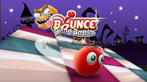 Bounce Boing Battle - Скачать игру для Symbian 9.4