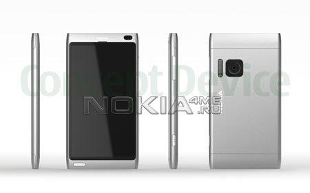 Концепт Nokia 01