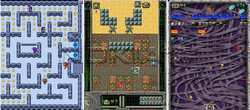 8 in 1: Arcade Park - Скачать игры для Symbian 9.1-9.3