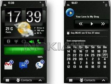 SPB MS DPower HD Pack - скин для SPB MobileShell