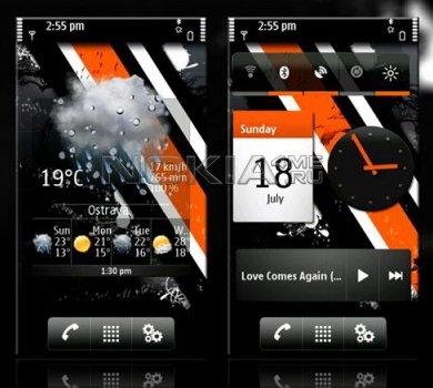 FroYo Pack - скин для SPB MobileShell