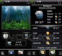 GlassBox style - скин для SPB MobileShell