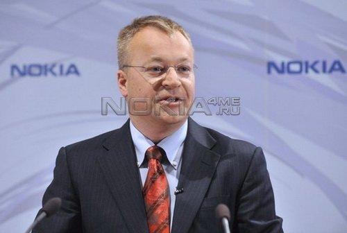 Nokia будет выпускать смартфоны на Windows Phone 7? Слухи