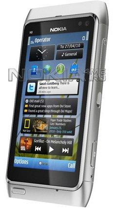 Краш тесты Nokia N8-00