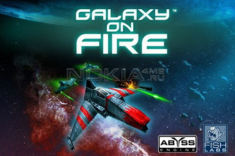 Galaxy on Fire - SIS игра для Symbian S60v5