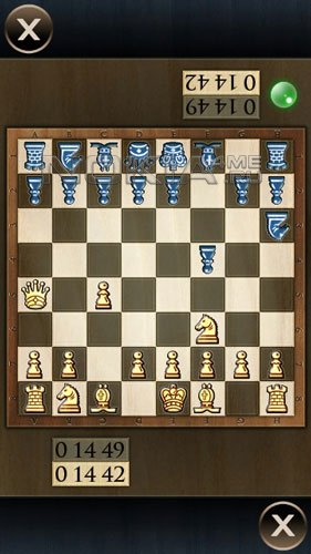 Chessboard Touch - Скачать шахматы на Symbian 9.4