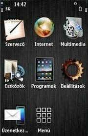 SU by lilalur - скин для SPB MobileShell