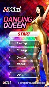 AiMiko Dancing Queen -Скачать SIS игру для Symbian S60v5