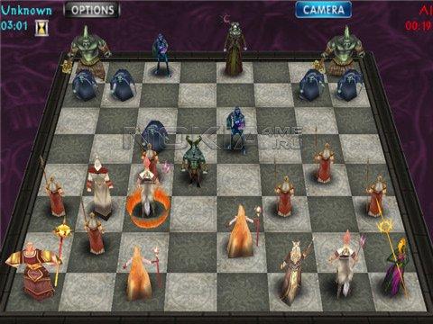 WarChess 3D - Скачать SIS игру для Symbian^3